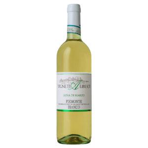 Luna di Marzo Vino Piemonte Bianco Vigneti Aliberti Canelli